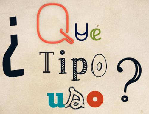 Los mejores sitios para encontrar inspiración tipográfica